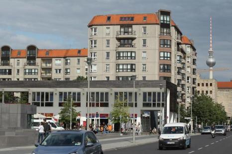 Элитный жилой комплекс времён коммунизма в Восточном Берлине будет снесён. Фото: Sean Gallup/Getty Images