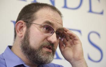 Брат Игоря - Дмитрий  Сутягин. Фото: OXANA ONIPKO/AFP/Getty Images