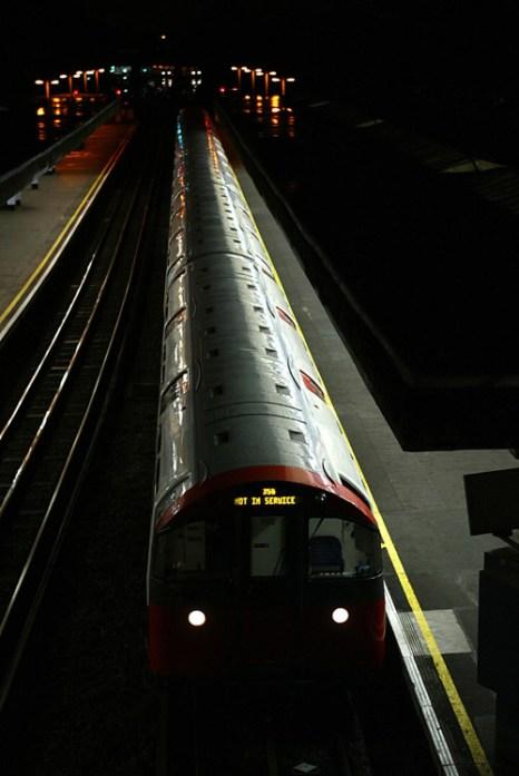 150 лет со дня открытия первой ветки лондонского метро. Взгляд в прошлое. Фоторепортаж. Фото: Getty Images