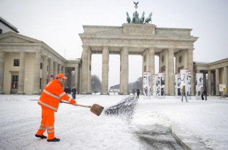 Фото:  ODD ANDERSEN/AFP/Getty Images