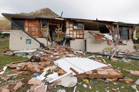 Землетрясение в Крайстчерче стало огромной трагедией для россиян. Фоторепортаж. Фото: Hannah Johnston, Torsten Blackwood/Getty Images
