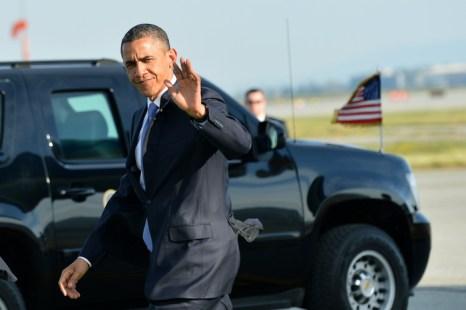 Президент США Барак Обама. Фото: JEWEL SAMAD/AFP/Getty Images