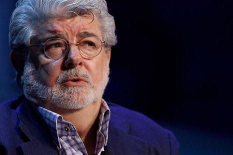 Джордж Лукас хочет пожертвовать свои миллиарды от продажи Лукасфильм. Фото: Chip Somodevilla/Getty Images