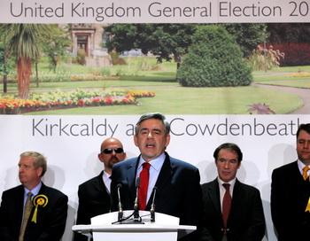 В Великобритании заканчиваются парламентские выборы. Фото: Jeff J Mitchell/Getty Images