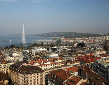 Женева, Швейцария. Фото: Mike Hewitt/Getty Images