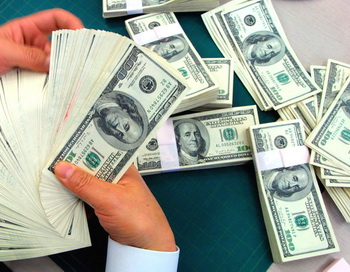 США заморозили счета подконтрольного ХАМАСу банка. Фото: Chung Sung-Jun/Getty Images