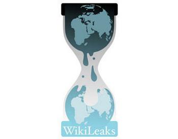 Эмблема WikiLeaks. Фото с сайта wikileaks.org