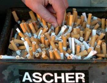Каждый четвертый житель Германии курит. Фото с сайта neumensch.de