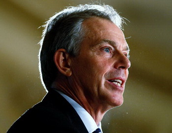 Тони Блэр. Фото: Chip Somodevilla/Getty Images