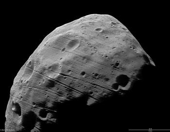 Астероид. Фото: Handout/Getty Images News