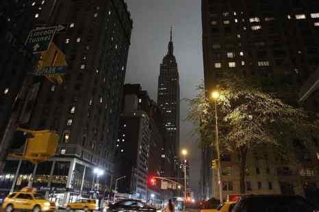 В час Земли в Нью-Йорке на 60 минут погасят свет. Фото: John Lamparski/Getty Images