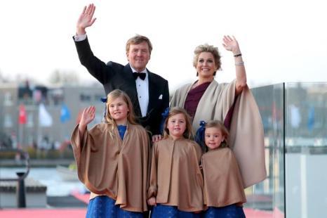Официальная церемония приведения короля к присяге состоялась в Нидерландах. Фото: Chris Jackson/Getty Images
