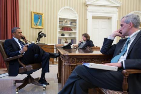 Теракт в Бостоне унёс жизни 3 человек, более 140 ранены. Фото: Pete Souza/The White House via Getty Images