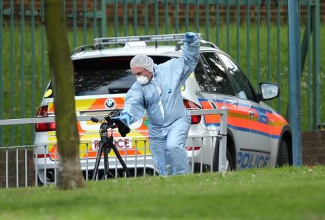 Убийство военнослужащего в Лондоне власти назвали терактом. Фото: Dan Kitwood/Getty Images