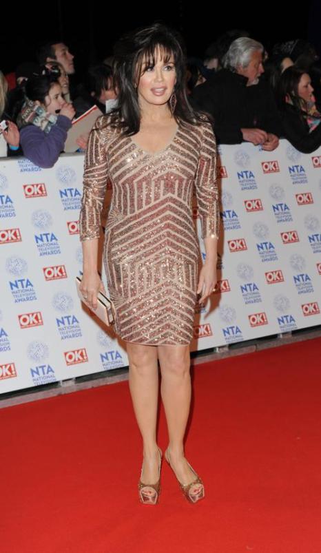 Мари Османд на церемонии вручения премии National Television Awards в Лондоне, 23 января 2013 года. Фото: Stuart Wilson / Getty Images