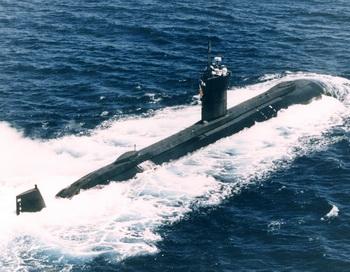 Подводная лодка. Фото: U.S. Navy/Getty Images