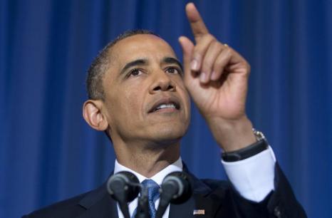 Барак Обама раскрыл политику США против терроризма. Фото: SAUL LOEB/AFP/Getty Images