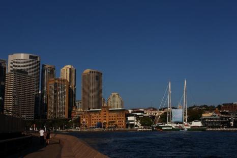 Судно Гринпис прибыло в Сидней. Фото: Lisa Maree Williams/Getty Images
