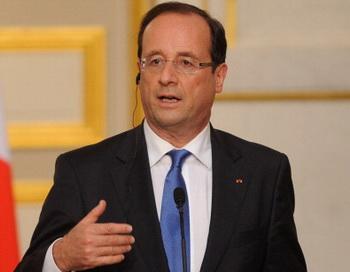 Франсуа Олланд. Фото: Antoine Antoniol/Getty Images
