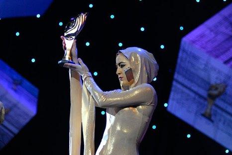 Церемония награждения премией «Человек года — 2009» прошла в Киеве 20 марта 2010 года. Фото:   Владимир Бородин/Великая Эпоха (The Epoch Times)