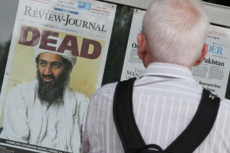 Фоторепортаж.Ликвидация Усамы бен Ладена вызвала ликование у жителей США. Фото: Jeff Swensen/Getty Images