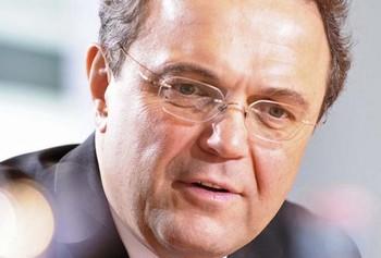 Министр внутренних дел Германии Ханс-Петер Фридрих. Фото: tagesschau.de