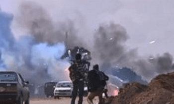 Ситуация в Ливии остается напряженной:  погибли 2 сотрудника СМИ. Фото с ru.tsn.ua