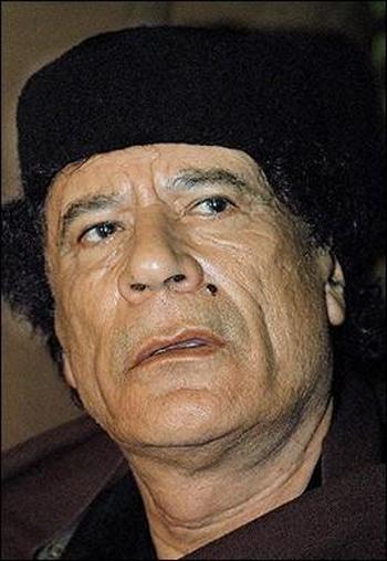 Представитель Муамара Каддафи  в Великобритании провел тайные переговоры. Фото с epochtimes.com