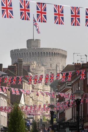 Приготовления к свадьбе принца Уильяма и Кейт Миддлтон. Фото: Peter Macdiarmid/Getty Images
