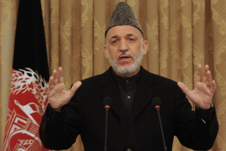 Фоторепортаж. Президент Афганистана Хамид Карзай. Фото: Getty Images