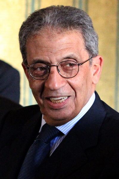 Фоторепортаж. Генеральный секретарь Лиги Арабских Государств Амр Мухаммед Муса. Фото: Getty Images