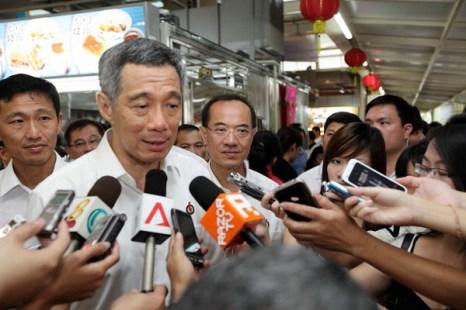 Фоторепортаж о предвыборной кампании в Сингапуре. Фото: Suhaimi Abdullah/Getty Images