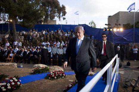 Фоторепортаж о Дне памяти в Израиле. Фото: Uriel Sinai/Getty Images