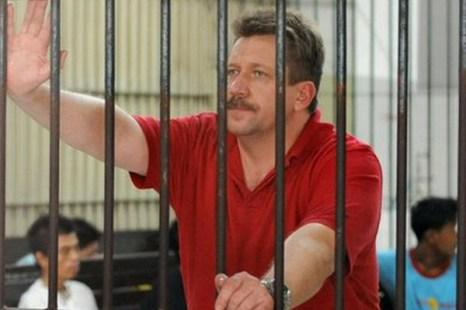 6. Суд США вынес приговор «торговцу смерти». Виктор Бут. Фото с сайта  ru.tsn.ua