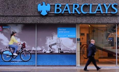 Barclays манипулировал кредитными ставками. Фото: CARL COURT/AFP/GettyImages