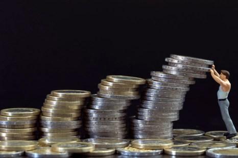 Бюджет РФ за первое полугодие 2012 года значительно пополнился. Фото: JOEL SAGET/AFP/GettyImages