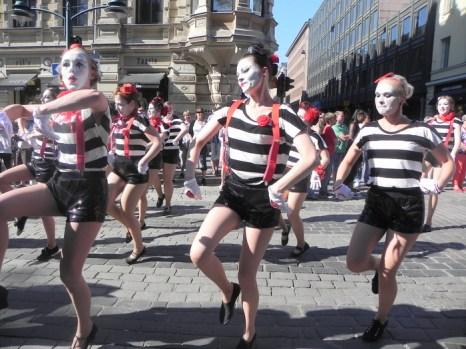 Карнавал самбы в Хельсинки. Июнь 2013 года. Фото: Лариса Кононова//Великая Эпоха (The Epoch Times)