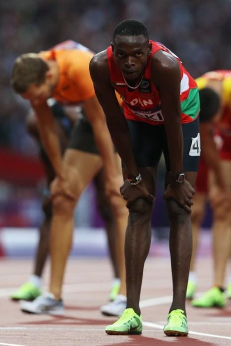 Из Олимпийского посёлка в Лондоне изчезли 17 африканских спортсменов. Фото: Streeter Lecka/Getty Images