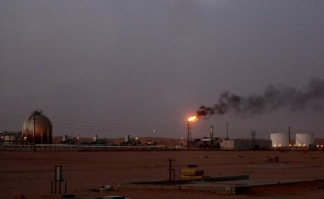 Кто в мире больше всего добывает нефти? Фото: MARWAN NAAMANI/AFP/Getty Images