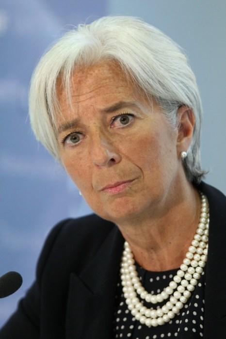 Глава МВФ Кристин Лагард. Фото:  Oli Scarff - WPA Pool /Getty Images