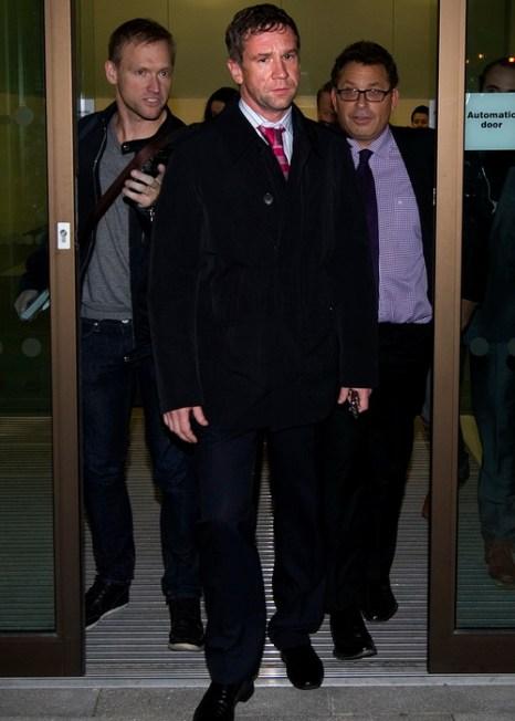 Наложен арест на имущество российского бизнесмена. Российский бизнесмен Владимир Антонов. Фото: CARL COURT/AFP/Getty Images