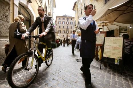 Италии грозит банкротство.Фото: Mario Tama/Getty Images