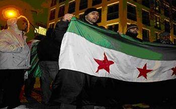 Противники режима штурмовали сирийское посольство в Берлине.Фото: investment-on.com