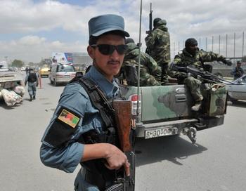 Афганистан. Фото: SHAH MARAI/AFP/GettyImages