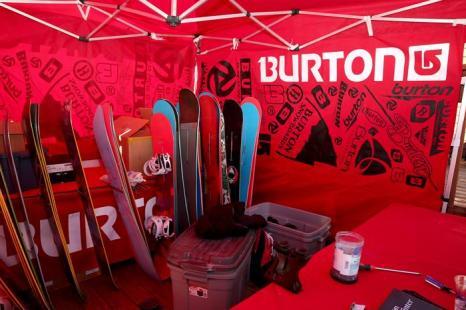 Зимний фестиваль Learn To Ride от компании Burton в Юте, 19 января 2013 года. Фото: Christopher Polk / Getty Images для Burton