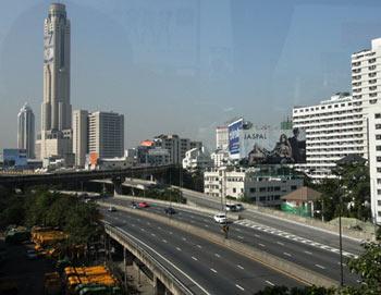 Вид на Бангкок. Фото РИА Новости