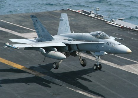 Фото: Robert A. Wood/U.S. Navy via Getty Images