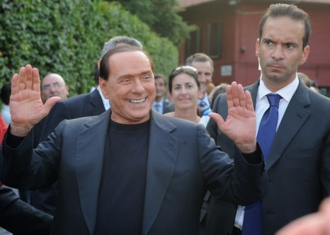 Сильвио Берлускони. Фото: Pier Marco Tacca/Getty Images