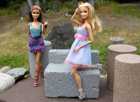 Куклы Барби. Фото: Christine Majul/flickr.com