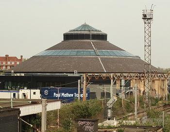 Театр Roundhouse. Фото: Matthew Black/flickr.com